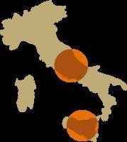 lazio sicilia abruzzo