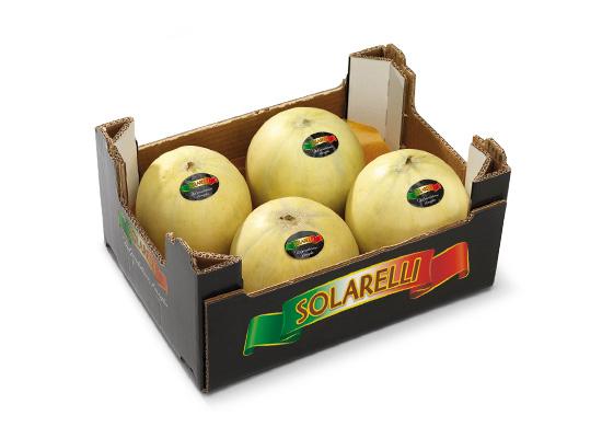 Meloni lisci Solarelli